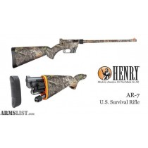 HENRY REPEATING ARMS U.S. SURVIVAL AR-7 RIFLES 22LR