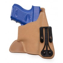 BLACKHAWK SUEDE LEATHER TUCKABLE HOLSTER RIGHT HAND #03