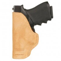 BLACKHAWK LEATHER HOLSTER LEFT HAND #06